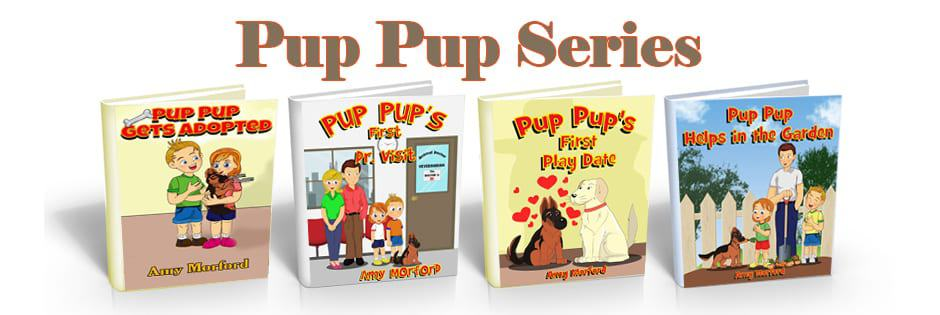 The Pup Pup Series Amy Morford