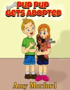 Pup Pup Gets Adopted
