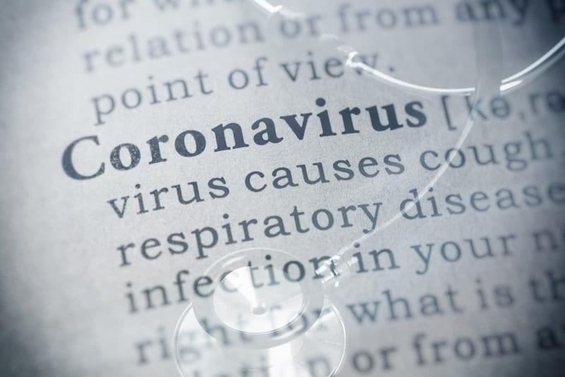 coronavirus definition